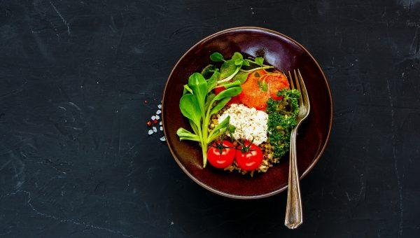 Eat the Rainbow Salad Bowl